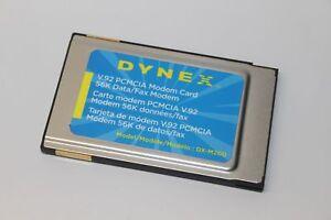 DOWNLOAD DRIVERS: DYNEX 56K V.92 PCI EXTERNAL DATA FAX MODEM
