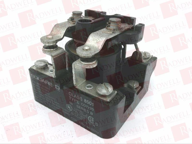 SCHNEIDER ELECTRIC 8501CO7V20   8501CO7V20 (NEW IN BOX)