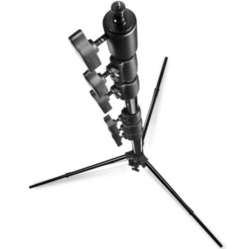 Walimex pro jumbo lámparas trípode 162-730cm air enorme!!! carga estructural 15kg