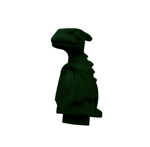 Lego Drache Baby Norbert in dunkel grün Drachenbaby Tier Harry Potter 41535 Neu