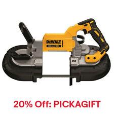 "DEWALT 20V MAX XR 5"" Band Saw(Tool Only)DCS374BR Certified Refurb -20%:PICKAGIFT"
