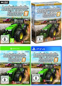 Landwirtschafts-Simulator 19 / 2019 - PC / PS4 / XBOX ONE - *NEU* VORBESTELLUNG