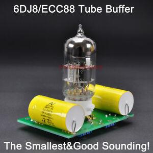 TR2-6DJ8-ECC88-E88CC-Tube-Buffer-Pre-amplifier-Preamp-For-DAC-CD-Player-Audio