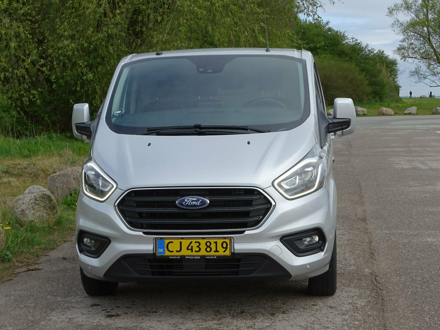 Ford Transit Custom 340L 2,0 TDCi 170 Limited aut.