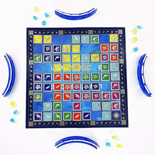 Game Play Latice Hawaii Strategy Board The Remarkable Multi-Award-Winning Smart