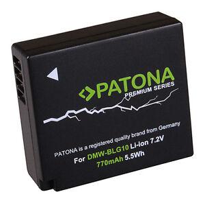 Patona-Premium-Akku-fuer-Panasonic-Lumix-DMC-GX80-DMC-GX80W-DMW-BLG10-E