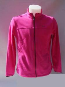Ladies-Reebok-Playdry-Vibetech-Hot-Pink-Fleece-Jacket-Sizes-L-amp-XL-RRP-31-99