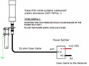 NEW Mini Whip VLF LF HF VHF Active Antenna | eBay