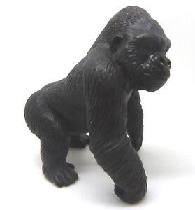 1-5-3)  Schleich (14196) Gorilla Affe Schleichtier Schleichtiere Schleichtier