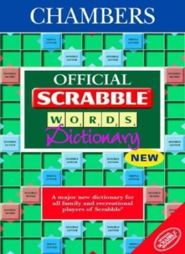 1 of 1 - BOOK-Official Scrabble Words,C Schwarz