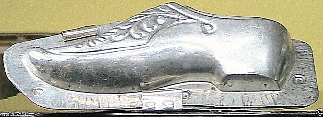 CHOCOLATE MOLDS 2 PIECE DUTCH chaussures  92 SCHWIGMUND LAJROSH SCHOKOLADENFORM 29