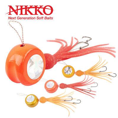 Nikko Tai Rubber Basic Orange