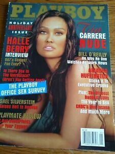 Playboy Magazine January 2003 Tia Carrere Holiday Issue