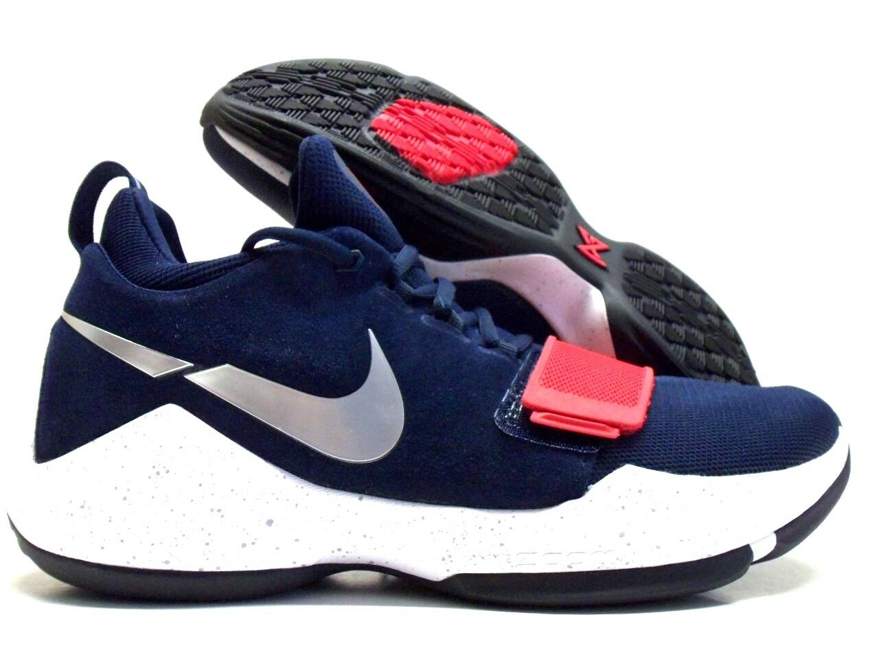 Nike PG 1 Paul navy George multicolor