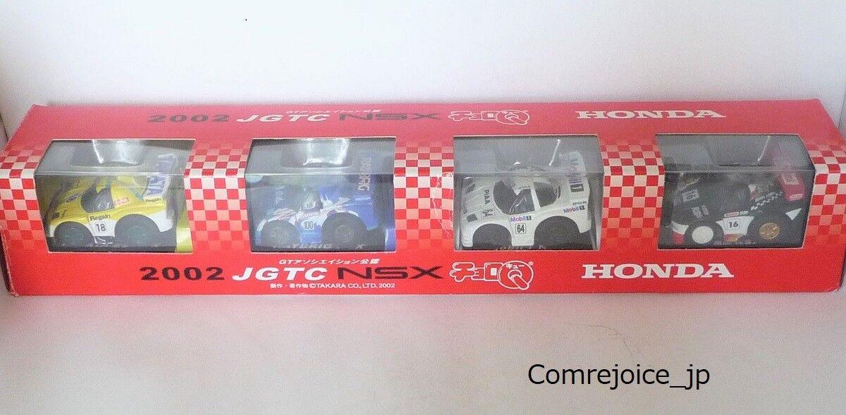Chguld Q TAKARA 2002 JGTC HONDA NSX GT Association officiellt erkännande NY F  S