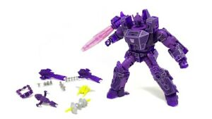 Transformers War for Cybertron Kingdom Leader Exclusive Reformatted Galvatron