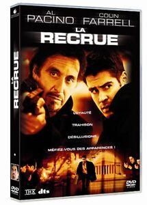 La-recrue-DVD-NEUF-SOUS-BLISTER-Al-Pacino-Colin-Farrell