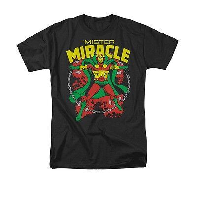MISTER MIRACLE DC Comics Licensed BOYS /& GIRLS T-Shirt S-XL MR
