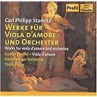 Carl Stamitz - Carl Philipp Stamitz: Werke für Viola d'Amore und Orchestra (2004)
