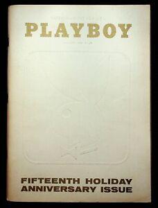 Playboy Magazine January 1969 VG MLK Jr Article LeRoy Neiman Lee Marvin 15th Ann