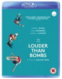 Louder Than Bombs Blu-Ray Nuovo (SODA293BD)