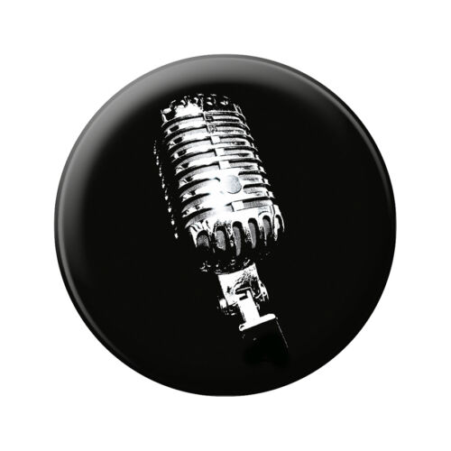 Kühlschrankmagnet NEU Magnet Button • Designer Musik Motive • ROCK YOU •16647