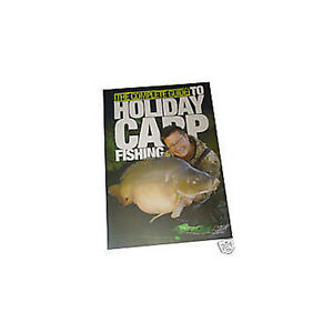 Korda Complete Guide to Holiday Carp Fishing / Book
