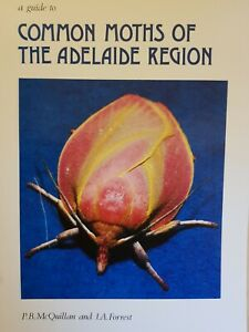 A Guide to Common Moths of the Adelaide Region MCQUILLAN