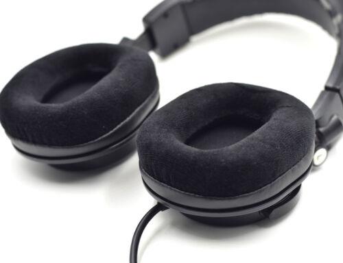 velour oval ear pads cushon for ATH M50 M50S SX1 M50X M20 M30 M40 M35 Headphones