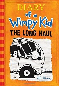 Diary-of-a-Wimpy-Kid-The-Long-Haul-Hardcover-brand-new
