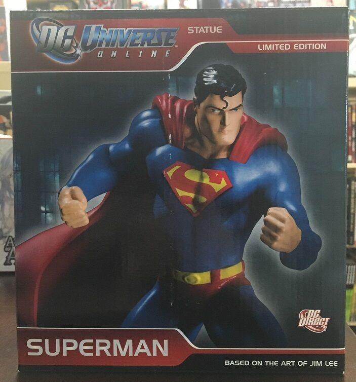 DC Universe Universe Universe Online Statue Superman 6099d7