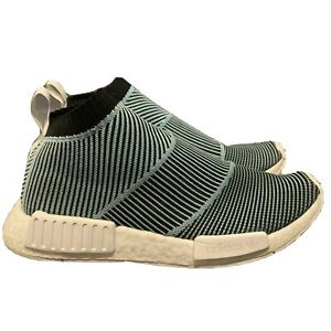 ADIDAS-NMD-Boost-CS1-City-Sock-Parley-PK-Primeknit-Slip-on-Sneaker-Size-9