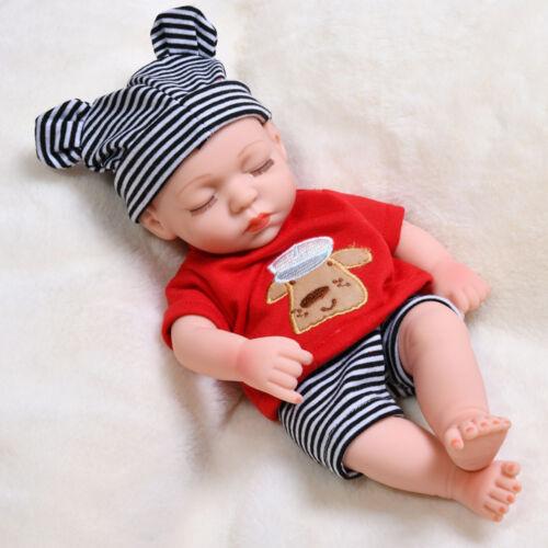 Baby Puppe Kleidung Outfits Kostüme Pyjamas Nachthemd Set für 30cm Baby Puppen