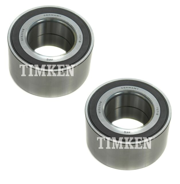 Pair Set Of 2 Front Timken Wheel Bearings For Acura CL TL