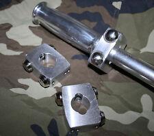 CNC Tastergehäuse für 22mm Lenker Streetfighter Custom Taster Tasterarmatur