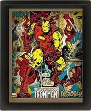 SPIDER MAN-141 8x10 3D SHADOWBOX MARVEL COMICS PETER PARKER SUPERHERO COMIC BOOK