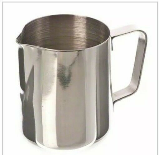 12 Oz Espresso Milk Frothing Pitcher Stainless Steel For