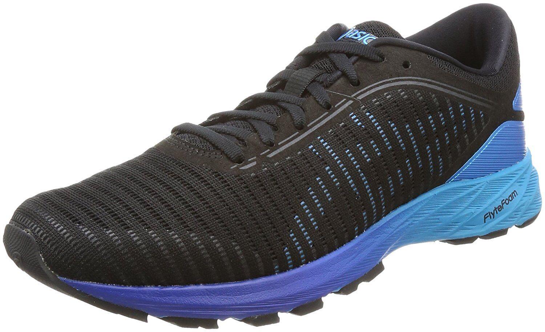Zapatos De Entrenamiento Asics dynaflyte 2 TJG956 Negro Isla Azul US9.5 (27.5cm)