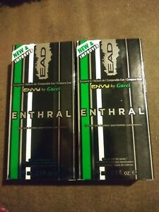 2x Ead Enthral Impression 25 Flo Cologne Comparable To Envy By