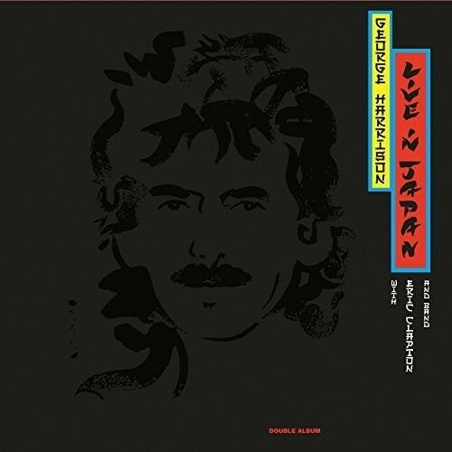 George Harrison - Live In Japan by George Harrison [New Vinyl]