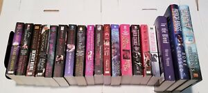 Details about Lot of 19 Paranormal Romance Fantasy Books Arthur, Mead,  Banks, Barant, Lockwood