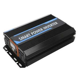 5000W-DC-12V-to-AC-220V-Pure-Sine-Wave-Car-Power-Inverter-w-USB-AC-Adapter-Kit
