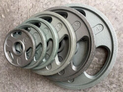 """Weider 2/"""" Olympic Weight Plates"""