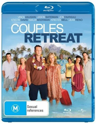 1 of 1 - Couples Retreat (Blu-ray, 2010), NEW & SEALED, REGION B AU