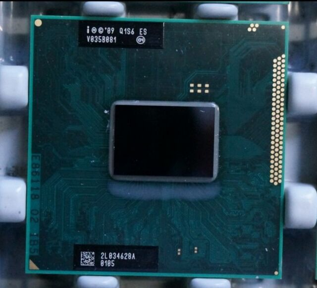 Intel Core I5 2540M Q1S6 2.6-3.3G/3M Socket G2 Sandy Bridge cpu FF8062700839209