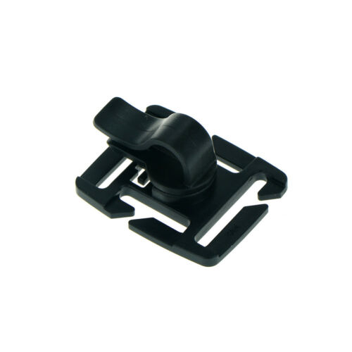 3pcs Hydration Water Bladder Tube Trap Hose Clips Strap For Travel Backpack/_hc