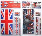 BRITISH  LONDON STATIONERY SET PENCIL CASE KIDS GIRLS BOYS  UK SOUVENIR GIFT