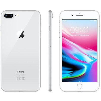 APPLE IPHONE 8 PLUS 64Go ARGENT SMARTPHONE débloqué 4G ECRAN 5,5 pouces - 64 Go