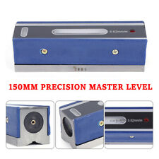 6 Master Precision Machinist Level Engineers Bar Inspection Block 0000210