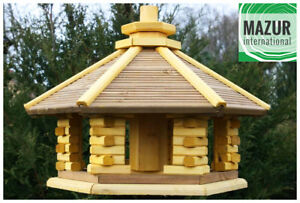 Wooden bird feeder, feeding station, table, bird's house, free delivery.